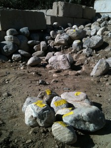 Rocks at Quarry